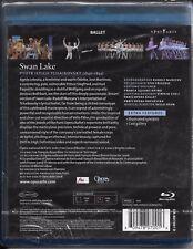 Tchaikovsky - Swan Lake (Blu-ray Disc, 2008)