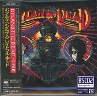 BOB DYLAN-DYLAN & THE DEAD-JAPAN MINI LP BLU-SPEC CD2 Ltd/Ed E51