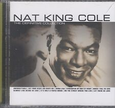 Nat King Cole - Definitive Collection CD
