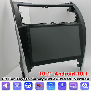 Android 10.1 Car Radio for Toyota Camry 2012-14 Stereo GPS Navigation Head Unit