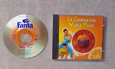 "CD AUDIO / VARIOUS ""LA COMPILATION WORLD MUSIQUE""CD COMPILATION PROMO 5T 1998"