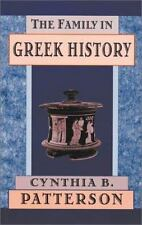 The Family in Greek History: By Patterson, Cynthia B.