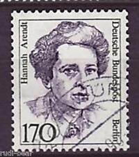 Berlin Nr.  826  gest. Hannah Arendt  Philosophin    -1