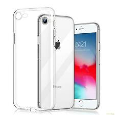 Case for iPhone 7/8 Plus Shock Proof Soft Crystal Clear Cover TPU Silicon