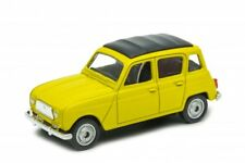 Renault R 4 ,Yellow Welly NEX Series 1:60 1:64 No. 52362 3-inch Toy Car