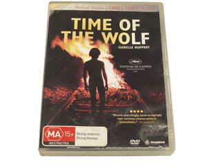 Time Of The Wolf Region 4 By Michael Haneke