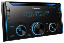 Pioneer FH-S520BT Double DIN SiriusXM Stereo CD/USB Car In-Dash Receiver