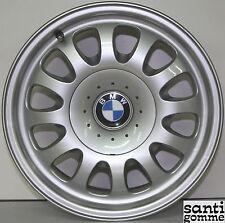 KIT DI 4 CERCHI IN LEGA 7.x15'' BMW S 5 E E39 ORIGINALE USATO 1093463