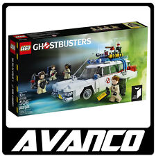 LEGO Ghostbusters ECTO-1 21108 30TH ANNIVERSARY BRAND NEW SEALED RETIRED
