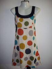 Spring Polka Dot Casual Dresses for Women