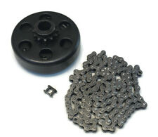 """3/4"""" Bore 12 Tooth 12T Clutch & #35 Chain for Predator 212cc 6.5HP Small Engine"""