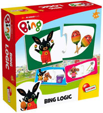 Gioco educativo Memory Puzzle Logic di Bing Lisciani
