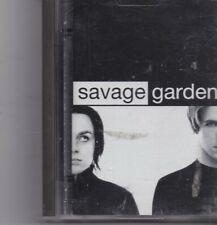 Savage Garden-Savage Garden minidisc album