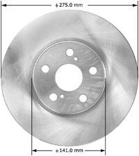 Disc Brake Rotor Front Bendix PRT5818
