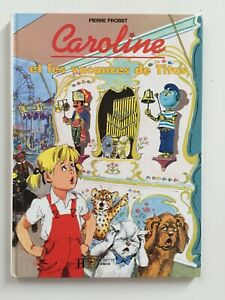 CAROLINE ET LES VACANCES DE TITUS, Pierre Probst, 1995