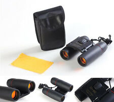Day Night Vision 30 x 60 Zoom Outdoor Travel Folding Binoculars Telescope + Bag