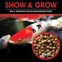 Show and Grow Koi and Goldfish Food 50 lbs. Bag - TGKOISG-050