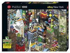 Jigsaw Puzzle 1000 Pieces New York Quest Pixorama Eboy New By Heye