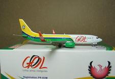 Phoenix 1/400 GOL B737-800 PR-GUM #10807 Diecast model plane
