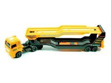 MAISTO / 1:72 Car Transporter (Orange) / No packaging.