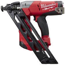 Milwaukee M18 FUEL 15G ANGLED FINISHER NAILER M18CN15GA0C 32mm-63mm *USA Brand
