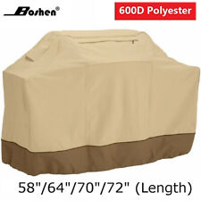 "Boshen Heavy Duty BBQ Grill Cover Gas Barbecue Outdoor Waterproof 58 64"" 70"" 72"""