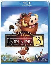 Lion King 3 New Hakuna Matata Blu-ray Region Free