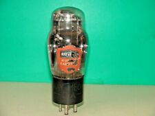 Raytheon 01A 4 Pillar  Hot Stamped  Vacuum Tube Bogey + Results = 880