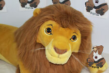 Simba Adult Large Plush Disney The Lion King TLK Douglas Cuddle Toys EUC Mufasa