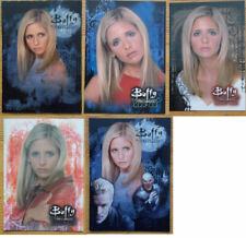 Buffy the Vampire Slayer Collectable Trading Cards