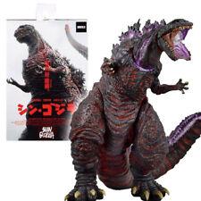 "NECA Shin Godzilla Atomic Blast 2016 6"" Action Figure 12"" Head Tail Movie Boxed"