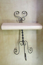 Bracelet Watch wood & metal vanity Display Rack