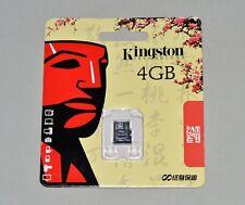 Kingston 4GB Micro SD card