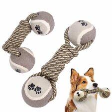 jouet corde Balle-Boule-jeu-Dents-Jouet à mâcher pour Chien/Chiot-jouet-jeu-pet