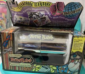 """The Genuine Time Tube"" Time Capsule NIB-Memories Millenium - Great Wedding Gift"