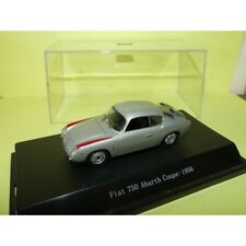 FIAT 750 ABARTH COUPE 1956 Gris STARLINE 1:43
