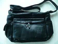 schwarze Damenhandtasche