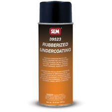 SEM Products 39523 Rubberized Undercoating Aerosol