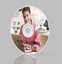 HOME Business COMPLETA IN DVD Pack-Home video di lavoro, le guide e altro!