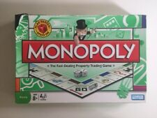 Monopoly - Play Faster With Speed Die - 2008 Parker Brothers Board Game Complete
