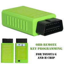 Car Key Programmer For TOYOTA G H Chip Vehicle OBD Remote Key Programming Device