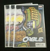 MARVEL COMICS CABLE #1 SKOTTIE YOUNG VARIANT DX 2020