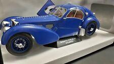 1/18 Diecast Solido 🇫🇷 1937 Bugatti Type 57 SC Atlantic
