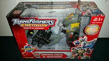 Grimlock & Swoop Energon MEGA DINOBOT COMBINER Transformers Hasbro MISP! 2004