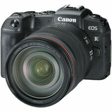 Canon EOS RP Mirrorless Camera with RF 24-105mm F/4L is USM Lens