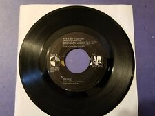 STING / We'll Be Together - Conversation with A Dog /   45rpm Vinyl Record