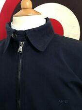 Mcgregor Navy harrington golf jacket drizzler anti freeze size large xl Mod Ivy