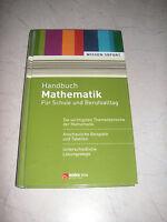 Wissen Sofort. Handbuch MATHEMATIK. Für Schule und Berufsalltag. Neuwertig !