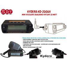 KYDERA KD-200UV MINI VERMITTELN DUALBAND VHF/UHF 20 WATT
