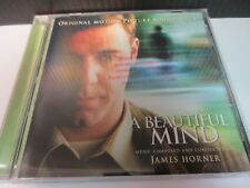 A BEAUTIFUL MIND ~ 2001 MOTION PICTURE SOUNDTRACK PROMO NM CD